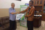 BPJS Ketenagakerjaan Surabaya Darmo Bayar JHT Komisaris MNC Rp1,6 M