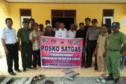 Tiga Kampung di Kecamatan Pulau Derawan Telah Terbentuk Satgas Karhutla