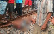 MR X Tewas Menggenaskan Terlindas Kereta Api di Seijenggi Perbaungan