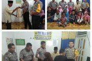 Kasat Binmas Polres OKU Resmikan TPA Bhabin