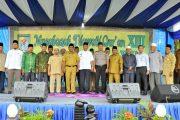 MTQ – XIII dan Seleksi Nasyid – XIV Tahun 2017 Tingkat Kecamatan Dibuka Wabup