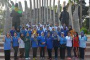 Dharma Wanita Persatuan Bakamla RI Lakukan Bina Jasmani Bersama
