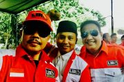 LSM LIRA Solid Dan Tetap Satu Bersama Presidennya HM. Jusuf Rizal