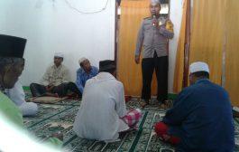 Brigpol Oman Umanahu Safari Jumat ke Masjid Mangega