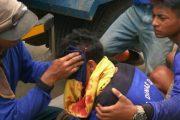 Tak Pakai Safety, Kepala PHL Sudin SDA Jakut Terluka