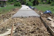 Proyek Dana Alokasi Khusus TA 2016 Dinas Pertanian & Peternakan Raja Ampat' Diduga Kerja Asal-asalan