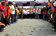 Bupati Sergai Buka Kejuaraan Pentaque Tingkat Provinsi