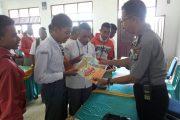 Polres Fakfak Sosialisasi Penerimaan Anggota Poliri di SMANSA
