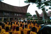 Jumat Bersih,Warnai HUT ke 70 Gereja Toraja