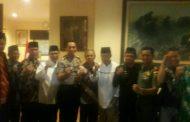 Jakarta Utara Rumah Kita Gelar Silaturahmi Dengan TNI/Polri dan Pemkot