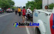 Hendak Mendahului, Pengendara Motor di Sampang Masuk Jurang