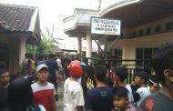 Geger di Rumah Pembantu PPN Kelurahan Kemalaraja