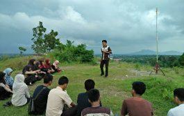 Citizen Reporter, Pramuka UIN Alauddin Manfaatkan Bukit Samata  Wadah Tekpram
