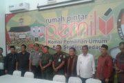 KPUD Sergai Launching Rumah Pintar Pemilu (RPP)