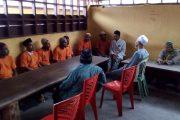 Tahanan Polres Fakfak Diberi Bimbingan Rohani