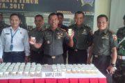 Cegah Penyalahgunaan Narkoba, Kodim 0831/Surabaya Timur Gelar Tes Urine