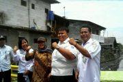 Komisi D DPRD DKI, Tinjau Kali Gubug Genteng