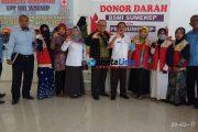 BSMI Gelar Donor Darah Dalam Rangka Sinergi Untuk Negeri