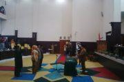 Tiga  Anggota DPRD Sula Diganti dalam Sidang Paripurna