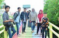 Citizen Reporter, Jembatan Pelangi Obyek Wisata  Menarik di Polman Sulbar