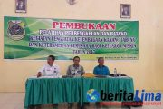 Tingkatkan Lapangan Kerja, Pemkab Bondowoso Berikan Pelatihan