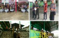 Bupati Berau Drs H. Muharram. MM Resmikan Pabrik Pengeloaan Sawit