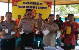 Maret 2017 Polres Bireuen Ungkapkan 25 Kasus Narkoba