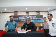 Bupati Banyuwangi Dorong PT BSI Berdialog dengan Masyarakat Sekitar Tambang