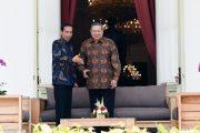 Pertemuan Jokowi-SBY Bangun Tradisi Yang Baik