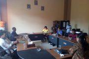 Pemilihan Ketua Komisi II & III DPRD Halbar Berlangsung Alot
