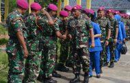 Komandan Korps Marinir Kunjungi Puslatpurmar Lampon