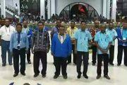 Ketua Klasis Sorong Pimpin Sinode GKI Tanah Papua