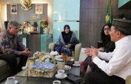 Kunjungi Balaikota, Ini Harapan Konsul Amerika