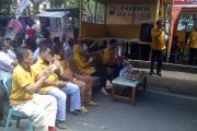 DPC Hanura Surabaya Bangkit, Mulai Dirikan Posko