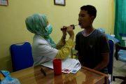 Poskes Kodim 0814 Jombang Tes Kesehatan Calon Paskibra Kab.Jombang