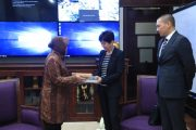 Pemkot Surabaya Terima Kunjungan Duta Besar Swiss