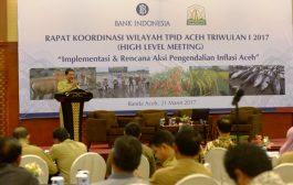 TPID Aceh Mampu Atasi Ancaman Inflasi