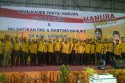 Partai Hanura Sidoarjo Tetapkan Kordapil, Penuhi Persyaratan KPU