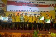 Luar Biasa, Kader Partai Hanura Sidoarjo Dilantik DPP dan Dilindungi BPJS Ketenagakerjaan