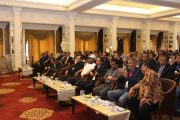 Gus Ipul Harapkan  Tim Sepak Bola Jatim  Rebut Kembali Kejayaannya di PON 20202 Papua