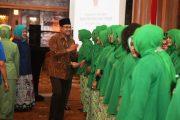 Bude Karwo: BKOW Diminta Fokus Tingkatkan Kualitas Perempuan dan Anak Usia Dini