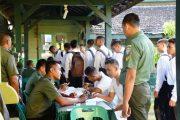 Pendaftaran Calon TNI AD Gelombang I Membludak
