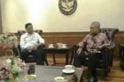 PENAS KTNA Diambambang Pintu, Gubernur Aceh Jumpa Menkopolhukam