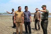Dandim 0104/Atim Sambangi Pulau Terluar Kota Langsa