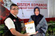 Wali Kota Buka Workshop dan Pelatihan Sistem Komando