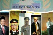 """Seminar Nasional """" Penguatan Peran Civil Society dan Deklarasi Anti Narkoba"""""""