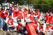 HPSN 2017, CCAI Dukung Bersih-Bersih Kenjeran dan Pasuruan
