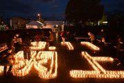 Masyarakat Jepang Peringati  6 Tahun Tsunami di Natori