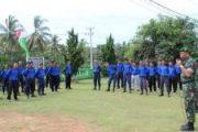 PBK Kota Bengkulu Dilatih Kodim 0407/Bengkulu
