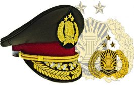 Sertijab Tiga Perwira di Polres Sula